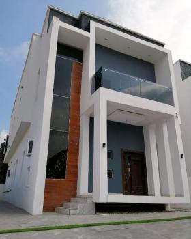Luxury and Tastefully Finished 4 Bedroom Semi Detached Duplex with a Bq, Silverspring Spring Estate, Agungi, Lekki, Lagos, Semi-detached Duplex for Sale