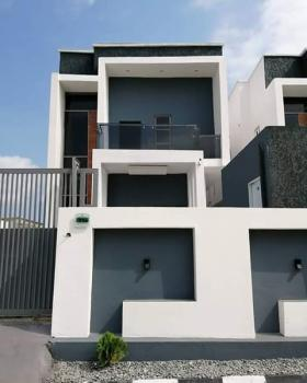 New Executive 4 Bedroom Semi Detached Duplex with 2 Sitting Room, Agungi, Lekki, Lagos, Semi-detached Duplex for Sale