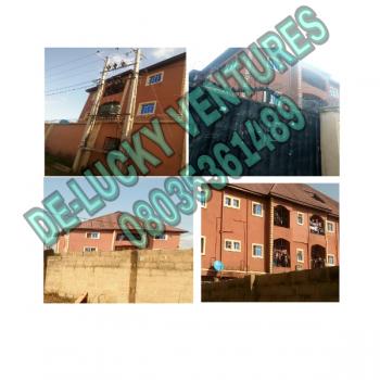 6 Flats By 3 Bedroom, Emene, Enugu, Enugu, Block of Flats for Sale