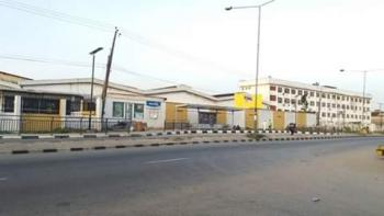 More Than 5 Bay Empty Warehouse with Block of Flat, Oregun, Ikeja, Lagos, Factory for Sale