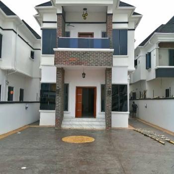 5 Bedroom Fully Detached Duplex on a 400sqm Land, From Chevron, Vgc, Lekki, Lagos, Detached Duplex for Sale