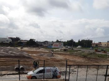 Land at Ajah, Directly Facing Lekki-epe Expressway, Adjacent Crown Estate, It Is Located at Sangotedo, Adjacent Crown Estate, Sangotedo, Ajah, Lagos, Mixed-use Land for Sale