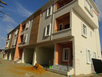 Newly Built, Luxury and Strategically Located 4 Bedroom Terrace Houses with Boys Quarter at Ikate Elegushi, Lekki, Lagos, Off Kusenla Road, Ikate Elegushi, Lekki, Lagos, Detached Duplex for Sale
