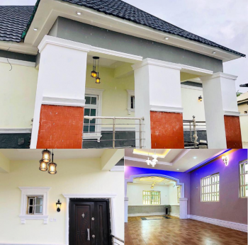 Massive and Tasteful 3 Bedroom Bungalow, Bentel Estate, Gaduwa, Abuja, Detached Bungalow for Sale