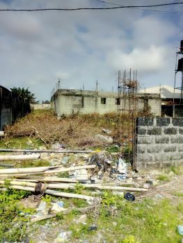 a Plot of Land with Uncompleted Building, Eputu, Ibeju Lekki, Lagos, Residential Land for Sale