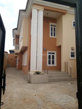4 Bedroom Duplex with Bq, Ogba, Ikeja, Lagos, Semi-detached Duplex for Rent