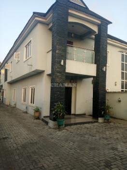4 Bedroom Duplex with a Bq, Via Isecom Berger, Ojodu, Lagos, Semi-detached Duplex for Rent