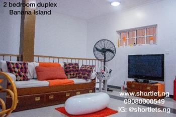 3 Bedroom Duplex with Exquisite Finish, Banana Island, Ikoyi, Lagos, Detached Duplex Short Let