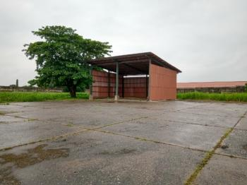 Land and Structures on 2 Acres of Industrial Land, Olubadan Avenue (7up Road), Oluyole Estate, Ibadan, Oyo, Factory for Sale