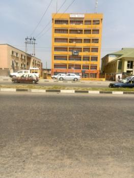 Crisp, Neat and Sound Office Complex of 7 Floors + Penthouse, Adjacent State Hospital Junction, Ring Road, Ibadan, Oyo, Plaza / Complex / Mall for Sale