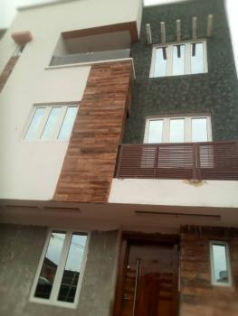 Tastefully Finished 4 Bedroom Maisonette with a Servant Quarter, U3 Estate, Lekki Phase 1, Lekki, Lagos, Semi-detached Duplex for Rent
