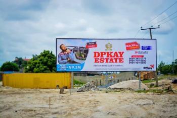 Buy a Land Opp Shoprite Mall/emperor Estate Sangotedo, Dpkay ,opp Emperor Estate /novare Mall Sangotedo, Sangotedo, Ajah, Lagos, Mixed-use Land for Sale