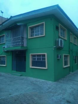 Four Blocks of Three Bedroom Flats, Off Allen Avenue, Ikeja, Lagos, Block of Flats for Sale