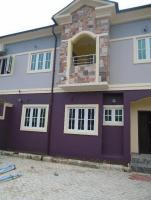 Brand New 5 Units Of 3 Bedroom Terrace Duplexes With Boys Quarters Attached, , Port Harcourt, Rivers, 3 Bedroom, 4 Toilets, 3 Baths House For Rent
