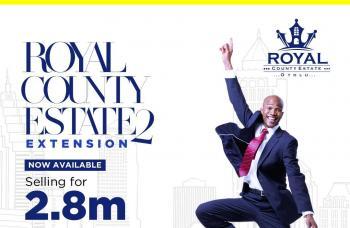 Fastest Developing Estate 100% Dry Land, Ibeju Lekki, Lagos, Residential Land for Sale