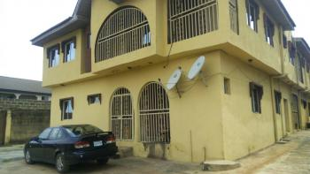 3 Bedroom Duplex with 2 Sitting Rooms,  + 3 Bedroom Flat + 2 Room and Palour Self Contain Bq., Wale Famutimi Way, Peace Estate,  Aboru, Ipaja, Lagos, Detached Duplex for Sale