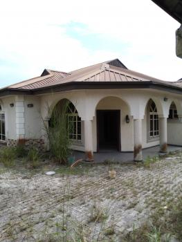 Spacious 4 Bedroom Bungalow Built on Full Plot of Land, Within a Very Secured Estate Bafore Blenco Supermarket, Sangotedo, Ajah, Lagos, Detached Bungalow for Sale