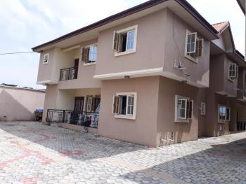 Four Unit of 3 Bedroom Flat, Olushola Malomo Street, Harmony Estate Off Idowu Estate Addo Road, Ajah, Lagos, Block of Flats for Sale
