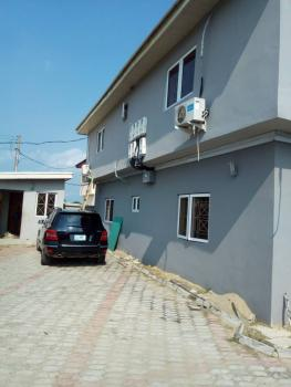 Block of 4 Flat of 3 Bedroom with 2 Single Room and Gate House, Green Ville Estate Off Badore Road, Ajah, Lagos, Flat for Sale