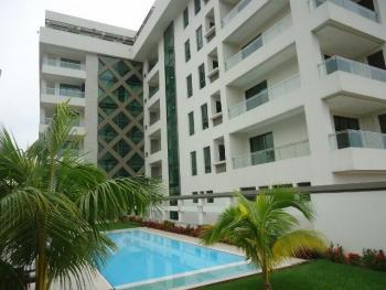 a Unit of Unique Luxury 4 Bedroom Fully Serviced Apartment Measuring 528.334 Square Meters Within a Newly Built Block of Fifteen, Off Shore, Banana Island, Ikoyi, Lagos, Block of Flats for Sale