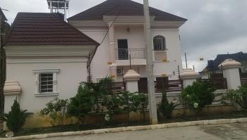 Brand New, Well Furnished and Magnificently Built 5 Bedroom Detached Duplex with Guest Challet and a Boys Quarter, Kubwa, Abuja, Detached Duplex for Sale