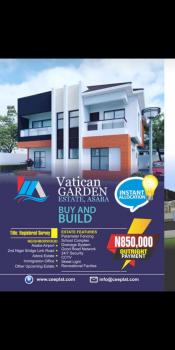 Vertican Garden Estate, 20 Mins Drive From Asaba Airport., Asaba, Delta, Mixed-use Land for Sale