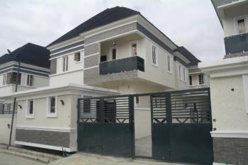 Newly Built 5 Bedroom Duplex with Bq, Chevron Head Office, Chevy View Estate, Lekki, Lagos, Detached Duplex for Sale