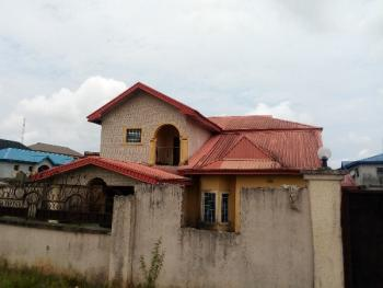6bedroom Duplex with a Miniflat for Sale on 648sqm Land, Ago Palace, Isolo, Lagos, Detached Duplex for Sale