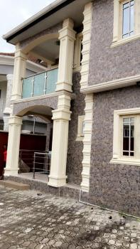 Very Neat 3 Bedroom Flat in a Gated Estate in Mobile Road with a Store Room Upstairs, Along Mobile Road, Ajah, Lagos, Flat for Rent
