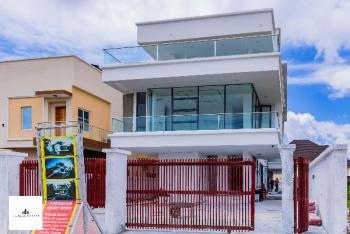 4 Bedroom Contemporary Detached House, Pinnock Beach Estate, Osapa, Lekki, Lagos, Detached Duplex for Sale