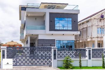 Luxury 5 Bedroom Contemporary Detached House, Pinnock Beach Estate, Osapa, Lekki, Lagos, Detached Duplex for Sale