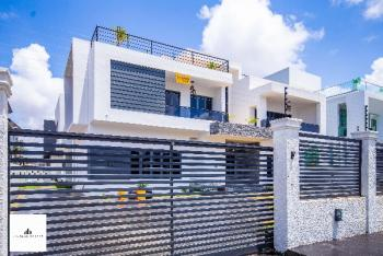 Luxury Contemporary 6 Bedroom Detached House, Pinnock Beach Estate, Osapa, Lekki, Lagos, Detached Duplex for Sale