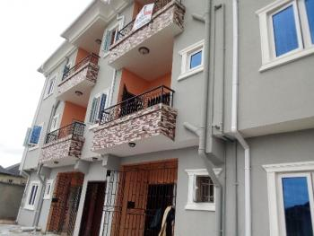 Newly Build Executive 2 Bedroom Flat, Oke Afa, Isolo, Lagos, Flat for Rent