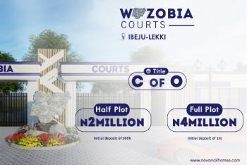 Wazobia Courts, Bolorunpelu, Before The Proposed International Airport, Ikegun, Ibeju Lekki, Lagos, Residential Land for Sale
