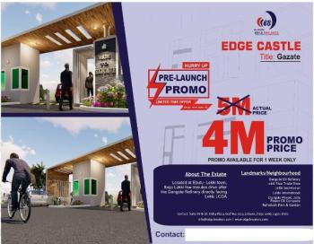 Edge Castle, Iberekodo, Ibeju Lekki, Lagos, Mixed-use Land for Sale