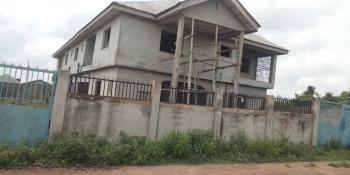 a Storey Building Consisting of a 6 Bedroom Duplex and Two 2-bedroom Flats, Obeere Village, Ajaiyi Egan, Atan Ota, Ado-odo/ota, Ogun, Detached Duplex for Sale
