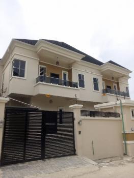 4 Bedroom Semi Detached Duplex with Bq, Chevron Road, Chevy View Estate, Lekki, Lagos, Semi-detached Duplex for Sale