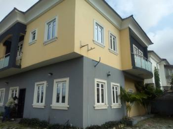 a Very Nice and Spacious 5 Bedrooms Fully Detached Duplex with a Room Boys Quarter in a Secured Estate, Bera Estate, Chevron, Lekki, Lagos, Detached Duplex for Rent