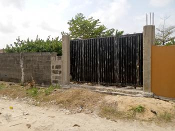 Standard Half Plot of Land Duly Fenced, Badore, Ajah, Lagos, Mixed-use Land for Sale