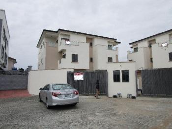 4 Bedroom Semi-detached Duplex with 1 Room Boys Quarter, Banana Island Estate, Old Ikoyi, Ikoyi, Lagos, Semi-detached Duplex for Rent