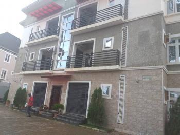 Well Finished 2 Bedrooms Serviced & Luxury  Apartment, By Games Village Near Area 1 Roundabout, Garki, Abuja, Flat for Rent