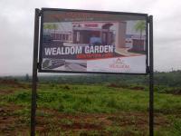 Wealdom Garden Estate Redemption Camp, , Magboro, Ogun, Land For Sale