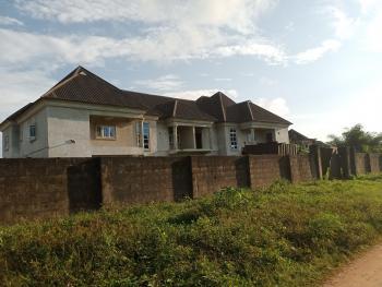 80% Completed Twin Duplex of 4 Bedrooms Each,, Etete Layout, Gra, Benin, Oredo, Edo, Detached Duplex for Sale