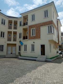 Luxury and Built to Standard 5 Bedrooms Terrace Duplex and a Bq in a Serviced Mini Estate, Ikate Elegushi, Ikate Elegushi, Lekki, Lagos, Terraced Duplex for Rent