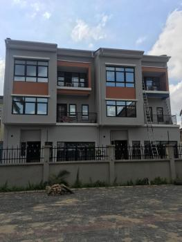 New 8 Units of 4 Bedroom Terraced Duplexs with 2 Rooms Bq Inside an Estate  All The Rooms Are Ensulte with Guest Toilet, Adeniyi Jones, Ikeja, Lagos, Terraced Duplex for Rent