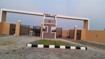 Esate Land Buy Build, Opposite Beechwood Estate, Eleko, Ibeju Lekki, Lagos, Residential Land for Sale