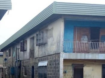 a Block of 4 Unit of 3 Bedroom Flat Sitting on a Plot of Land., Abule Egba, Agege, Lagos, Block of Flats for Sale