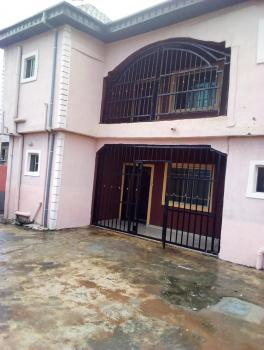 Newly Improved  Massive 3bedroom Downstairs in a Serene and Secure Estate, Iyewo Estate, Araromi Bus Stop, Lasu Iba Rd  Lagos, Akesan, Alimosho, Lagos, Flat for Rent