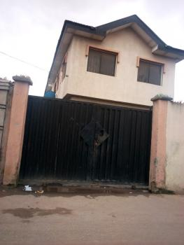 Block of 5 Flats on Half Plot of Land Good for Commercial Or Residential Use, Iju-ishaga, Agege, Lagos, Block of Flats for Sale