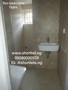 2 Bedroom Fully Furnished and Fitted Luxurious House, Ogba, Ikeja, Lagos, House Short Let